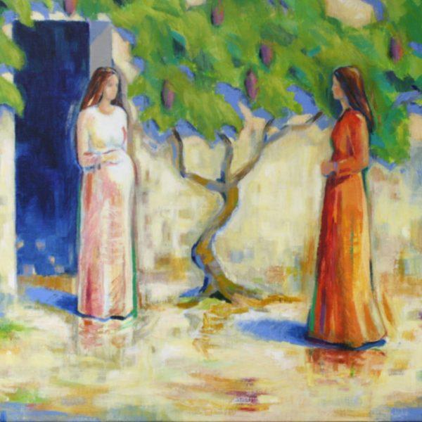 Elisabeth og Maria