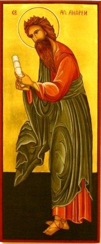 Apostlen Andreas 54x22 kr. 3800