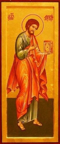 Evangelisten Lukas 34x15 kr. 2800