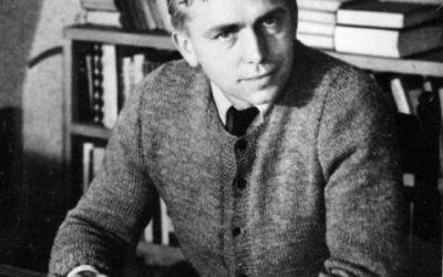 Martin A Hansen og besættelsen