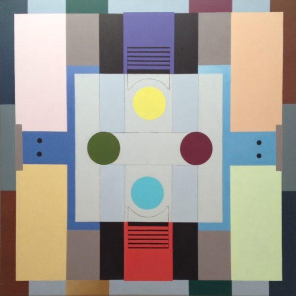 kosmisk mosaik