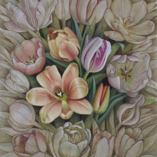 Komp_m_tulipaner2_2015_print 120x100 kr. 34.000