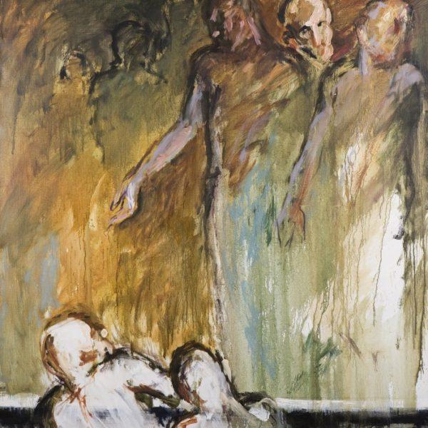 Dantes besøg i Helvede 120x140