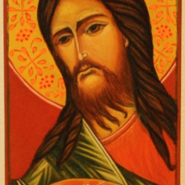 Johannes Døberen (udsnit) 18x10 kr. 850