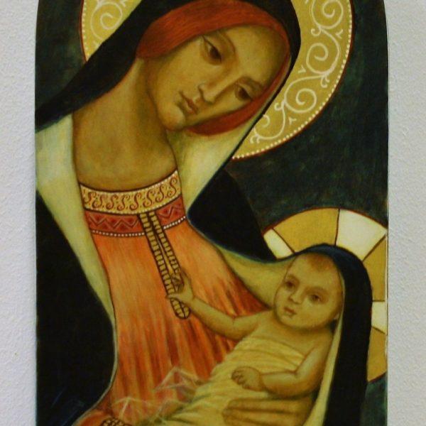 Maria og Jesus (ita.) 30x15 kr. 4.500