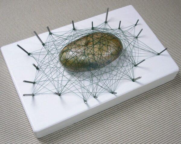Skulptur III kr. 4.000 27x43x15