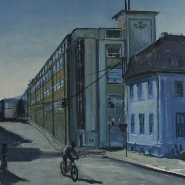 Aarhushistorien 60x80 4.500
