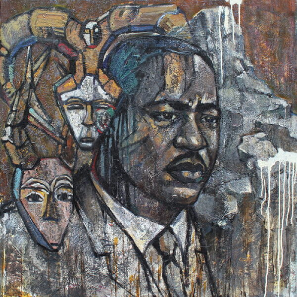 4. Martin Luther King 1 100x100 kr. 24.800