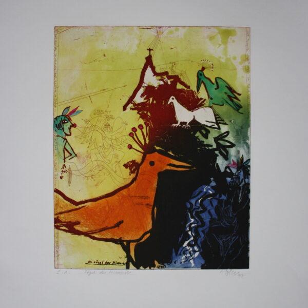 Himlens fugle kr. 3.700 73x64