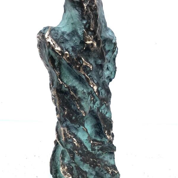 Skabelsen. Mennesket Bronze 20x8 4.500